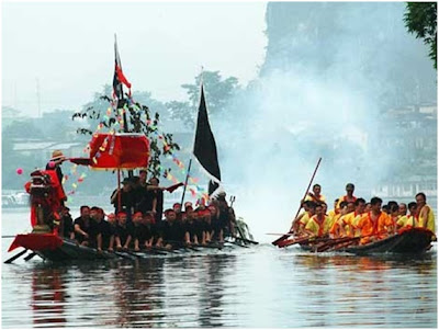Barcos Etnia Miao