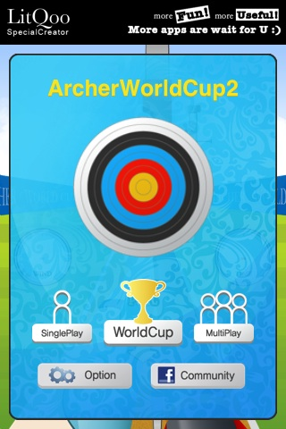 ArcherWorldCup 2 Free App Game By LitQoo