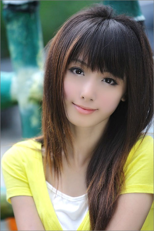Cute Asian Girl Hairstyles Cars 2015 Pics Hub