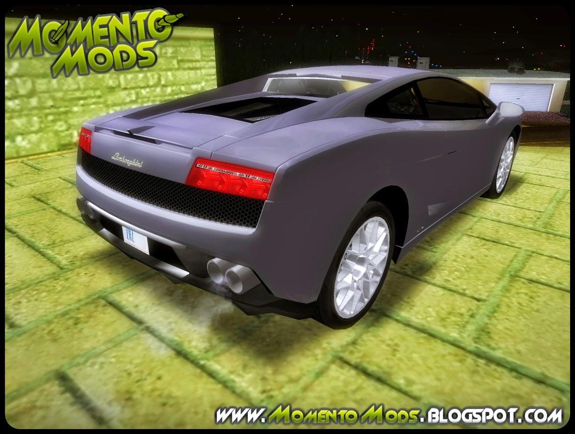 GTA SA - Lamborghini Gallardo LP560-4