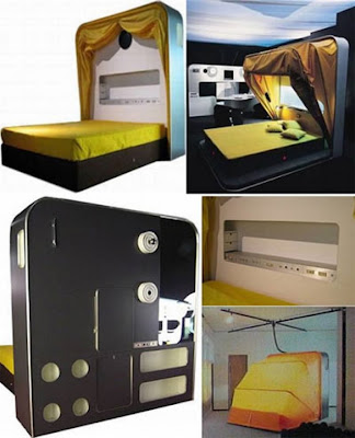 Cabriolet Bed - www.jurukunci.net