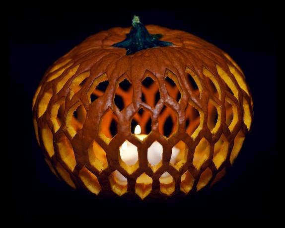 Mistress of modernism designer pumpkins