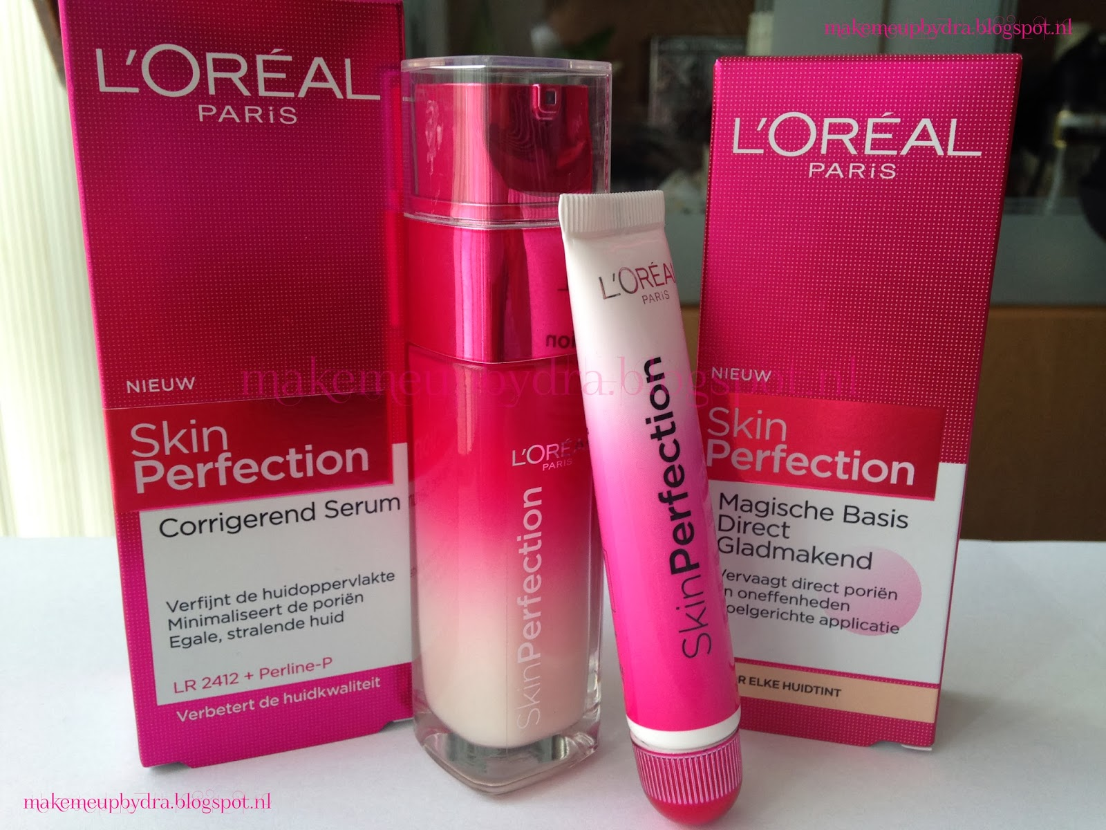 Make Me Up By Dra Review Loreal Skin Perfection