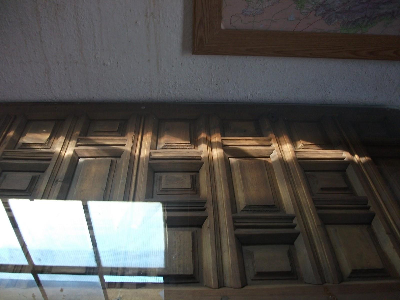 Carpinteria de madera luis aliste mesa for Carpinteria de puertas de madera