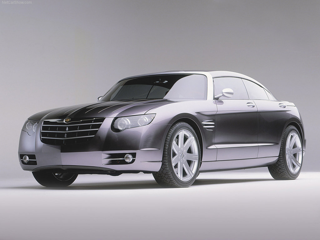 daily concept cars   chrysler airflite concept