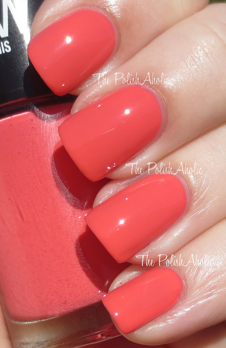 The PolishAholic: Maybelline Color Show Swatches