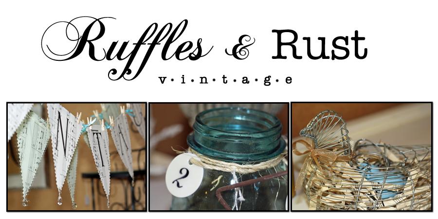 Ruffles & Rust Vintage