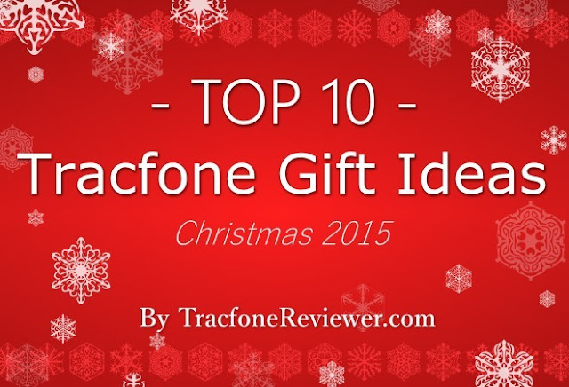 Top 10 Christmas Gift Ideas For Tracfone Users