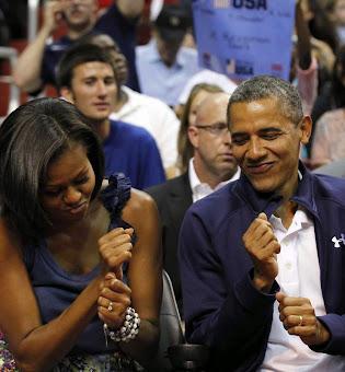 Obama e Michele
