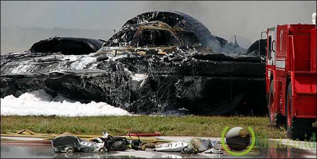 B-2 Bomber Crash – $ 1,4 Miliar