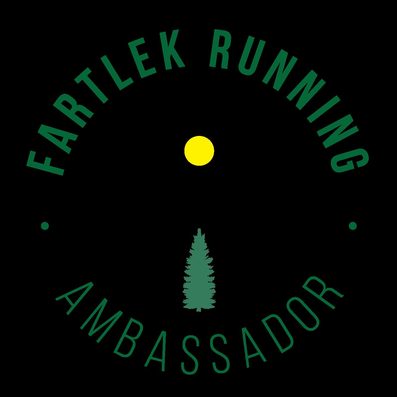 Fartlek Running Ambassador