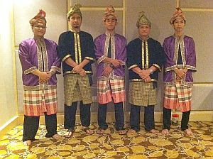 Di Hotel Istana