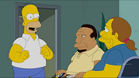 Los Simpsons- Capitulo 13 - Temporada 26 - Audio Latino - Grande y Alto