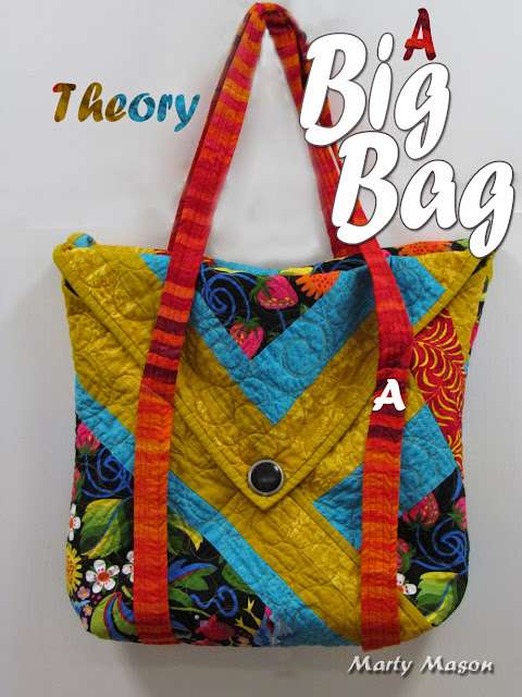 quilted big bag