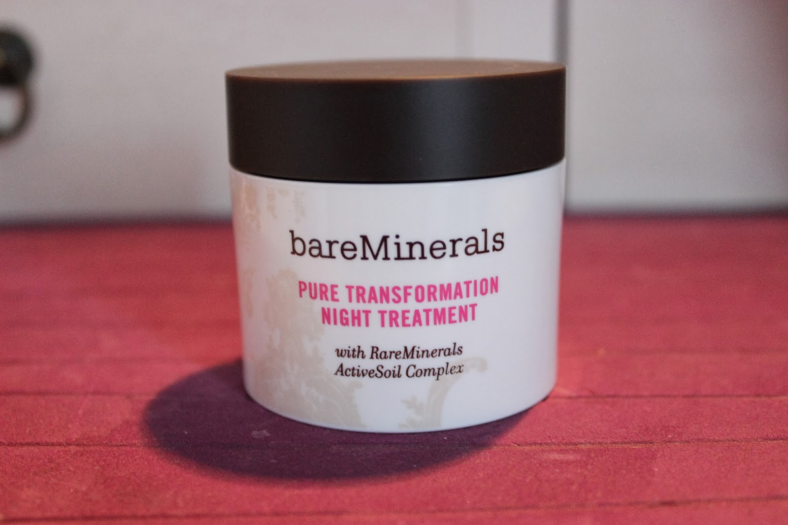Pure Transformation Night Treatment de bareMinerals