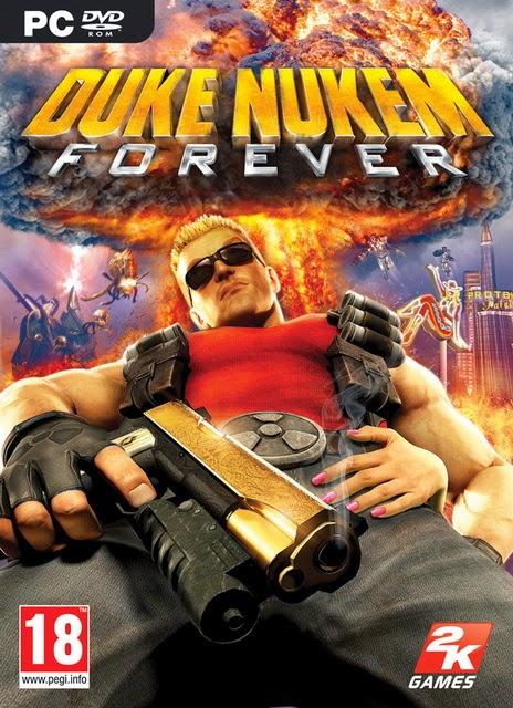 Duke Nukem Forever imagens