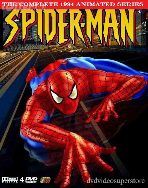 Spiderman The Animated Series (1994–1998) ταινιες online seires xrysoi greek subs