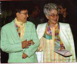 Ginetta e Chiara Lubich