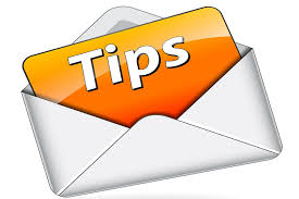 email tips