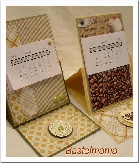 Kalender, Tischkalender