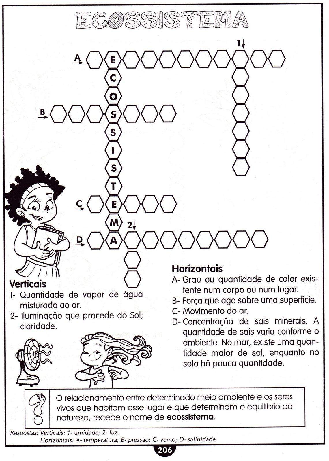ATIVIDADES PARA O 4   ANO   ANTIGA 3   S  RIE DO ENSINO FUNDAMENTAL