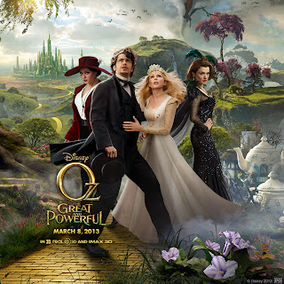 Oz the Great and Powerful iPad wallpapers 003
