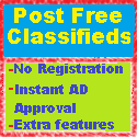 Post free classifieds ad