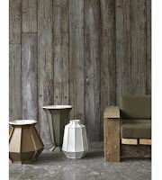The Vintage Scrapwood Wallpaper for Your Home Interior