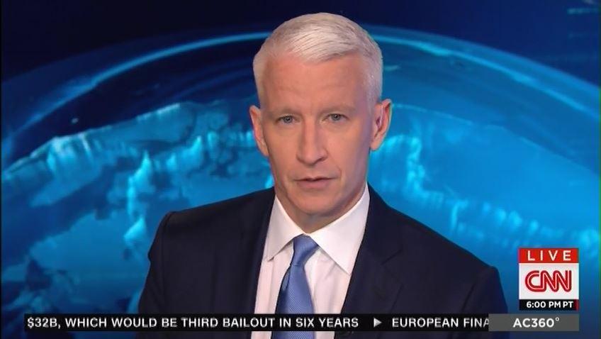 Resultado de imagen para Anderson Cooper