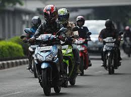 tips aman mudik dengan sepeda motor