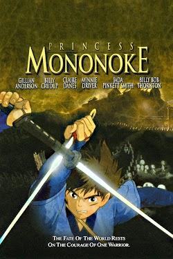 Công Chúa Mononoke - Princess Mononoke (1997) Poster