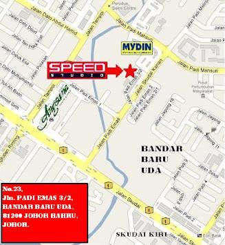 Address : No.23, Jln. PADI EMAS 3/2, BANDAR BARU UDA, JOHOR BAHRU.
