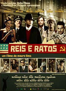 Filme Poster Reis e Ratos DVDSCR XviD & RMVB Nacional