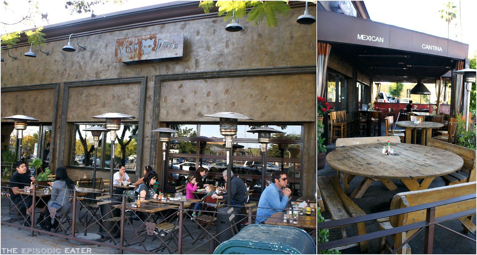 Kay 'N Dave's Cantina (Culver City, CA) on The Episodic Eater