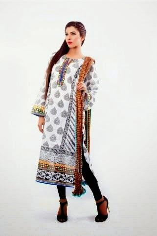 Kayseria Summer Salwar Kameez Dresses