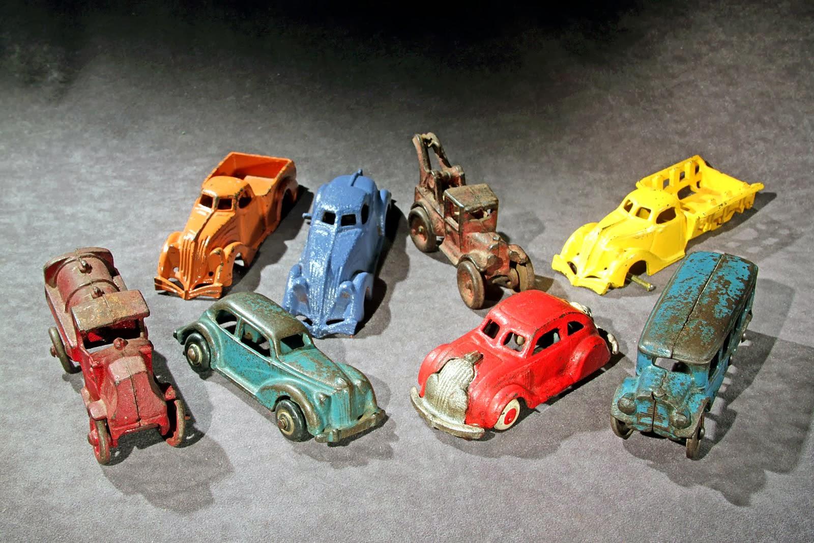 Castiron Toys 65
