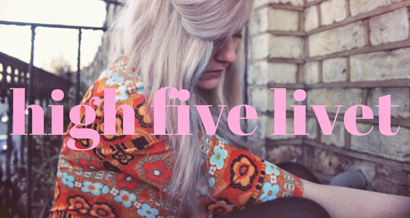 high five livet