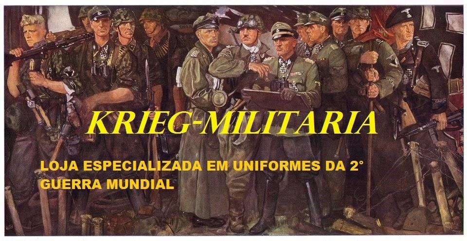Krieg-Militaria