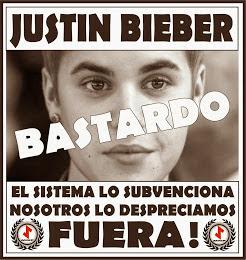 JUSTIN BIEBER EL BASTARDO