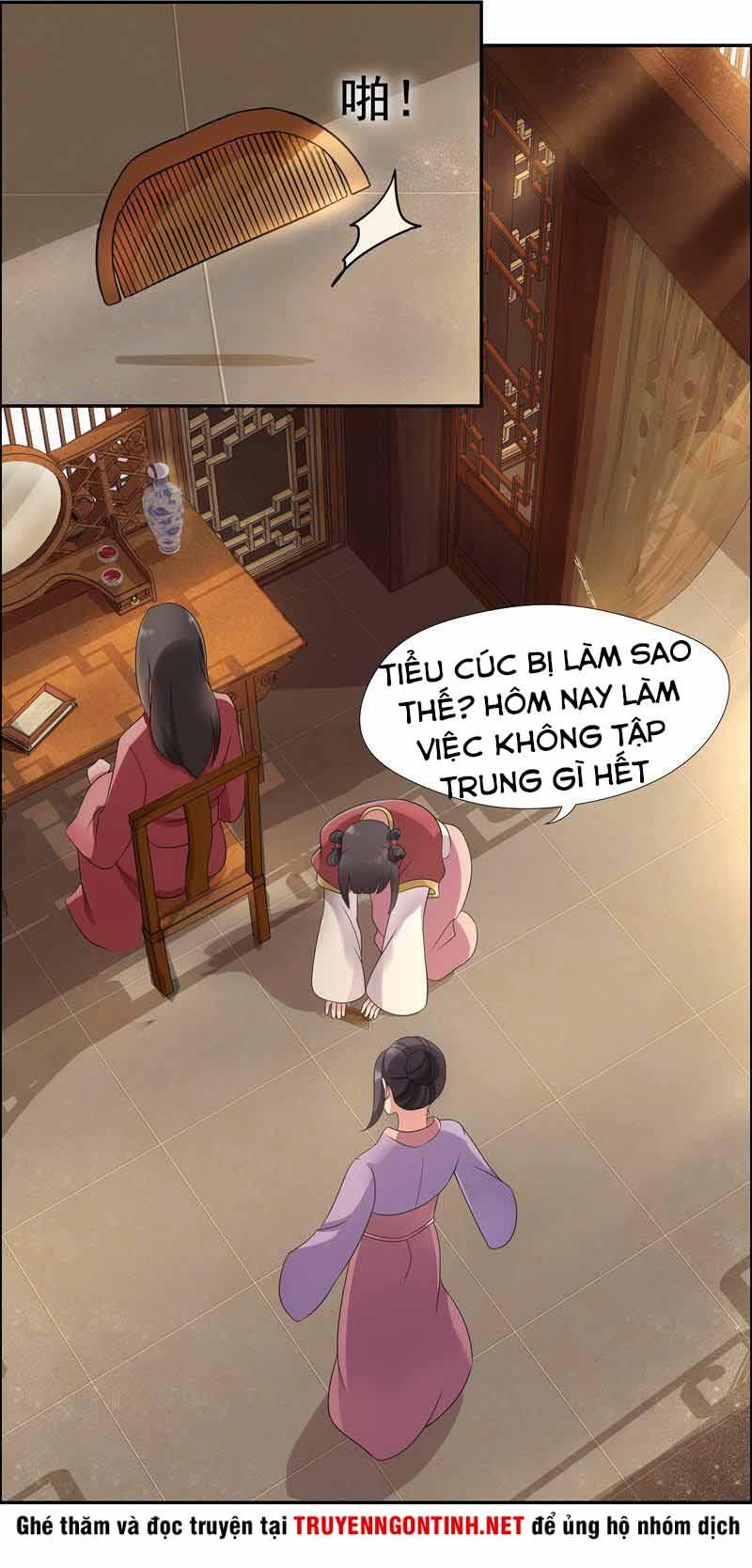 Cuồng Nữ Trọng Sinh - Hoàn Khố Thất Hoàng Phi chap 9 - Trang 18