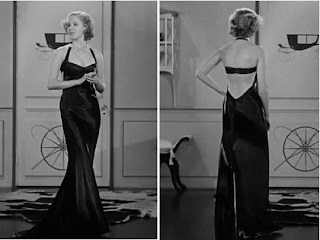 Jean Harlow - 1930's Little Black Dress