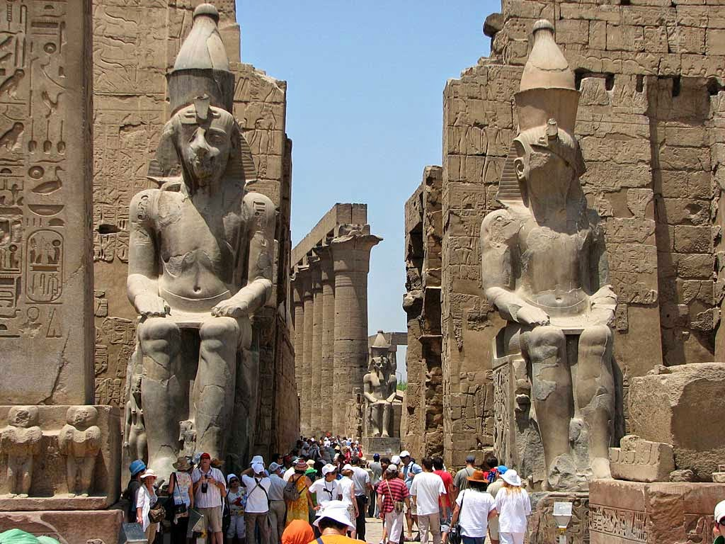 Egyptian Architecture Style romanticism history