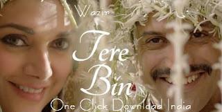 Tere Bin - Wazir - Song Lyrics