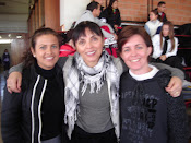 Curso com Inélia Garcia - Sogipa 2009  Eu e a Rita