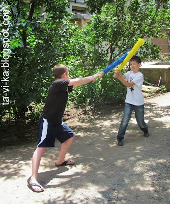 оружие для игры в рыцаря