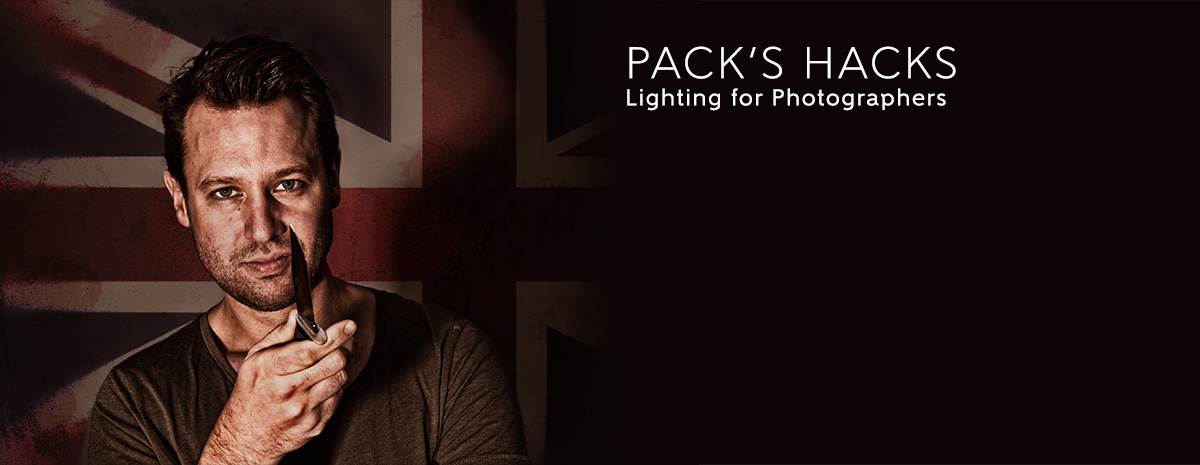 Pack's Hacks, lighting for photographers
