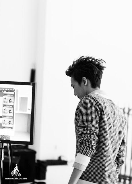 G-Dragon Bean Pole Photos