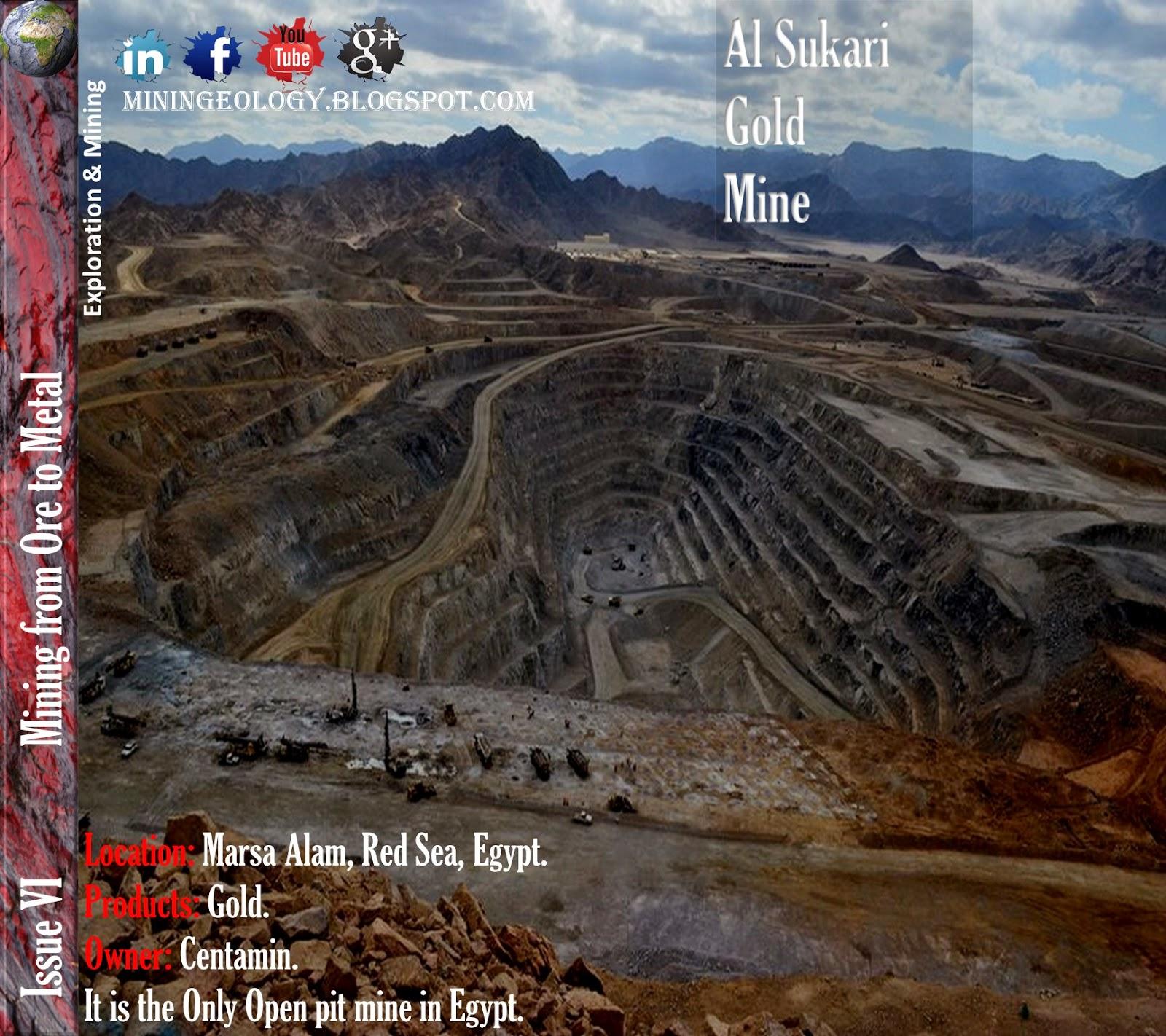 Al Sukari Gold Mine