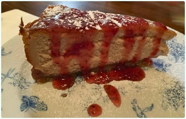 Mishkin's, London - Cheesecake