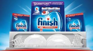 Free Finish Quantum Detergent